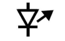 LED Lamp Symbol